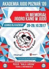 Akademia Judo zaprasza na memoriał i do głosowania