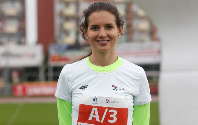 Matylda Kowal szykuje formę na mistrzostwa w przełajach.