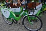 Ruszyły wypożyczalnie miejskich rowerów w Zielonej Górze! [ZDJĘCIA, WIDEO]