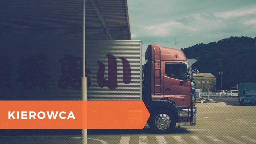 Kierowcy samochodów ciężarowych poszukiwani są w każdym...