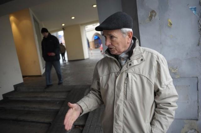 – Nie chodzi mi o pieniądze, tylko o zasadę i o szacunek względem mojej prywatnej własności – mówi Tadeusz Byrdak.