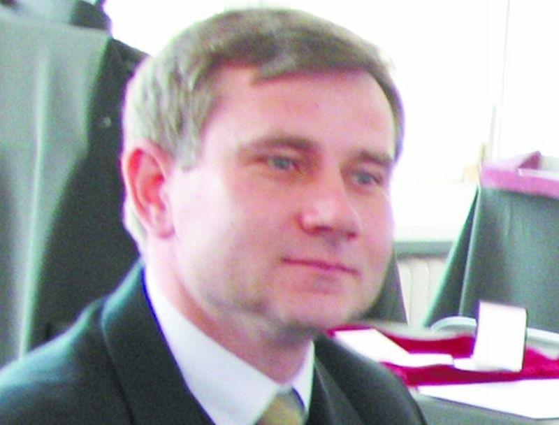 Tomasz Śpiczko zastępca burmistrza miasta