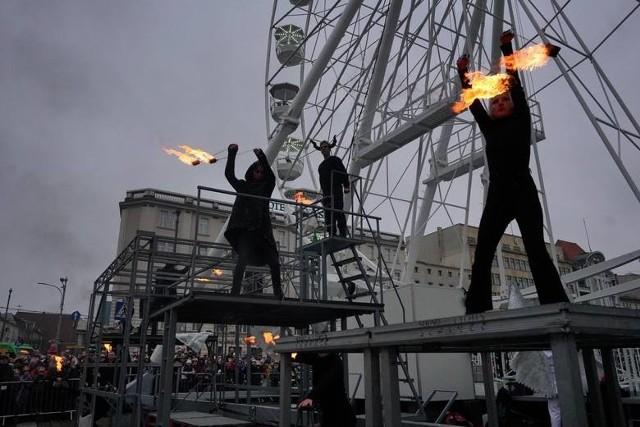 Styczeń 2020. Po raz dziesiąty przez Poznań przeszedł Orszak Trzech Króli, między innymi na placu Wolności zebrały się tłumy wiernych