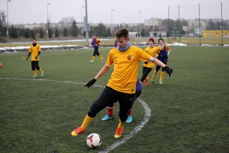 Obecnie w MOSP Jagiellonia trenuje nawet pół tysiąca młodych sportowców