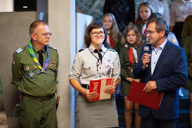 Harcerze świętowali 85-lecie Hufca ZHP w Żorach