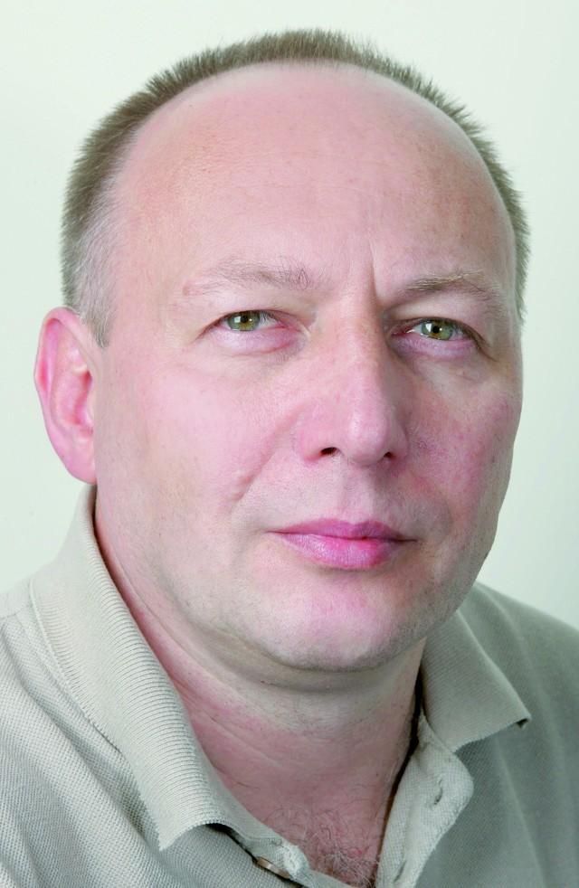 Redaktor Janusz Michalczyk