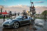 P-series Rally. Kilkadziesiąt modeli porsche zjechało do Gdańska [zdjęcia]
