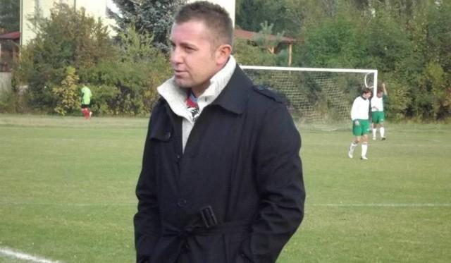 Robert Szwarc, nowy trener ŁKS-u Łódź