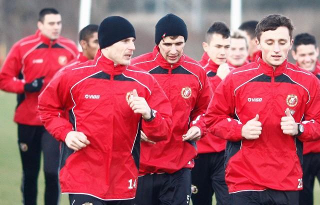Piłkarze Widzewa zaczną wiosnę meczem z Podbeskidziem