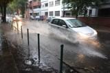 Burze nie służą miastu: Serbska i Kobylepole jak rwące potoki. Zobacz na jakich ulicach najczęściej występują problemy w czasie burzy