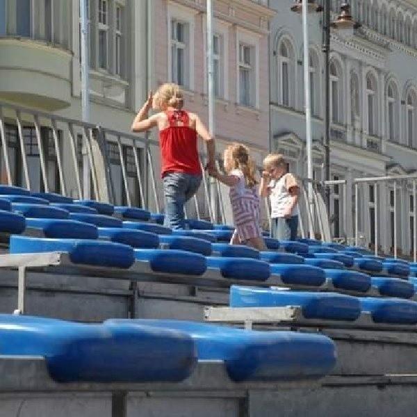 Miasto przygotowało dla bydgoszczan specjalną atrakcję. Od 6 do 29 czerwca na Starym Rynku będzie działać tzw. Strefa Kibica.