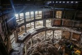 Przebudowa Teatru Wybrzeże w Gdańsku: trwa demontaż Dużej Sceny oraz foyer. Zobaczcie zdjęcia