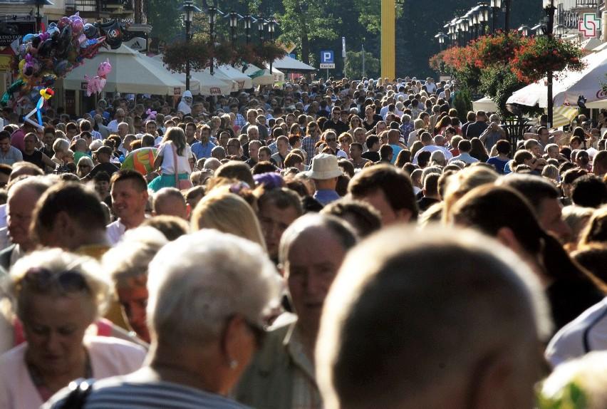 Między 1999 a 2014 rokiem liczba ludności faktycznie zamieszkałej w Lublinie zmniejszyła się o prawie 17,5 tys.