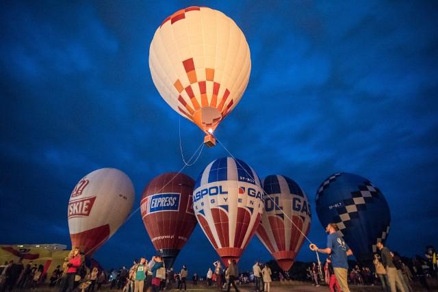Od piątku do niedzieli, w ramach Święta Województwa, w Toruniu trwać będzie Turniej Balonowy o Puchar Marszałka Województwa