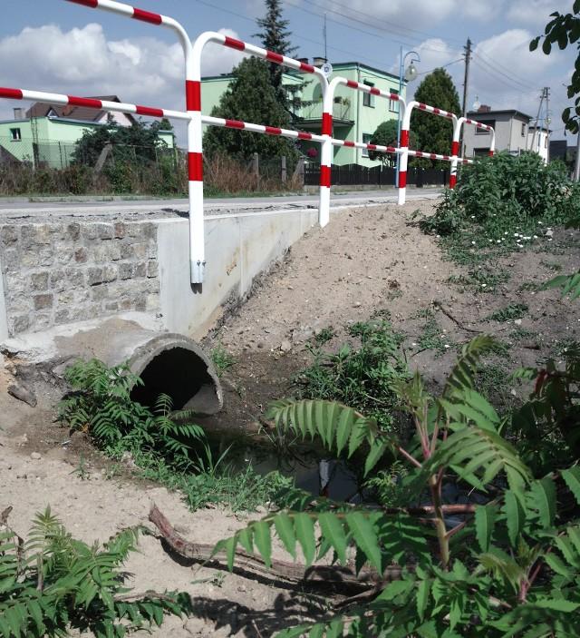 Przebudowa rowu A-3 pozwoli na sprawniejsze funkcjonowanie miejskiego systemu wodnego.