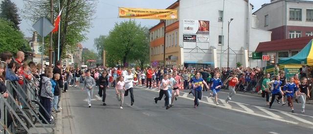 Bieganie w Dębnie ma  długą  tradycję