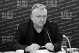 Nie żyje Marek Świercz, znany opolski dziennikarz. Zmarł po ciężkiej chorobie