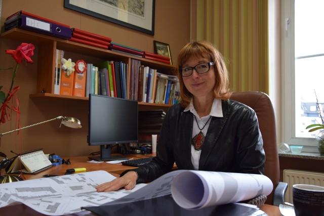 Wydział architektury kierowany przez Iwonę Kubacką - Kazieczko zajmuje się sprawą