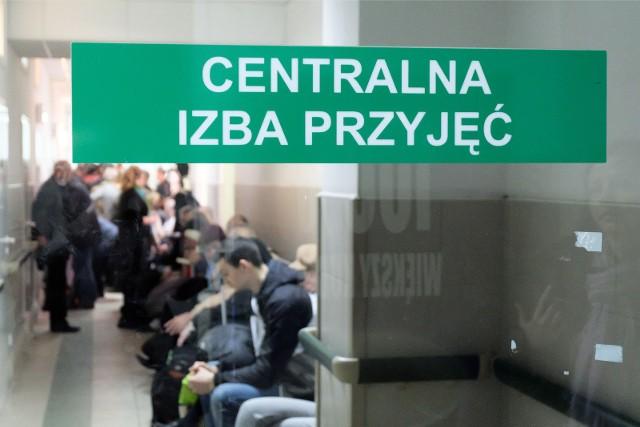 """Starosta Stanisław Skaja ubolewa, że """"Pomorska"""" nie docenia dobrej pracy szpitala. Wytknął nam wczoraj, że nic, tylko krytykujemy..."""