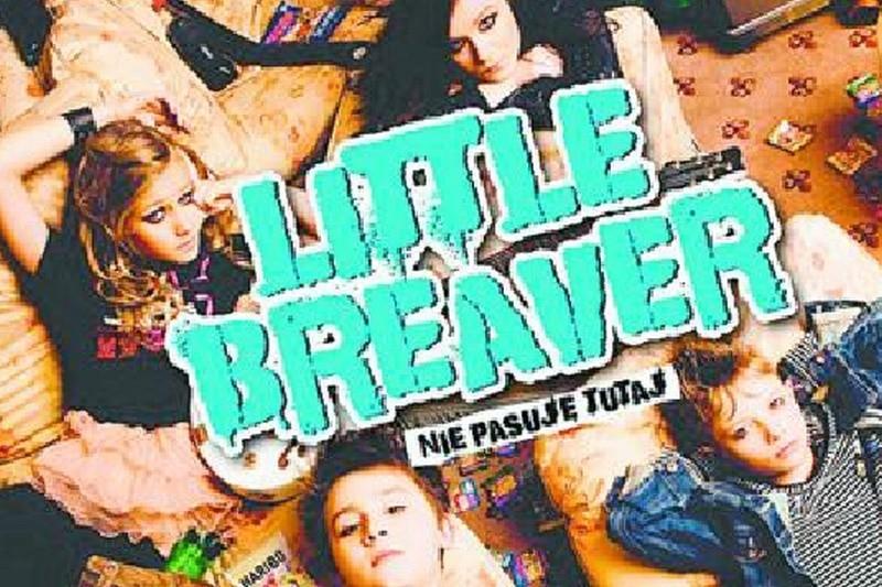Zespół Little Breaver, którego członkowie mają średnio po 9,5 roku, może już pochwalić się własną, profesjonalną płytą