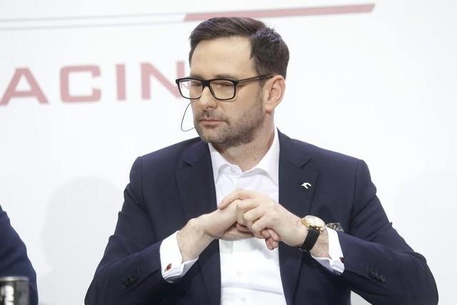 Daniel Obajtek - prezes PKN Orlen