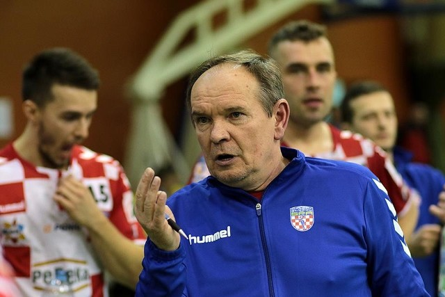Jarosław Cieślikowski i jego Chrobry odprawili z kwitkiem KPR