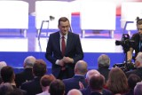 Konwencja w Katowicach. Premier Mateusz Morawiecki wskazał obszary, które PiS chce zmieniać po wyborach