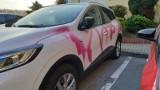 Atak na pielęgniarkę w Gliwicach. Wandale zniszczyli auto przez koronawirusa. Apeluje do medyków w całym kraju, aby nie dali się zastraszyć