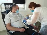 Głogoczów. FOKA znów pomogła! Zebrano prawie 10 litrów krwi