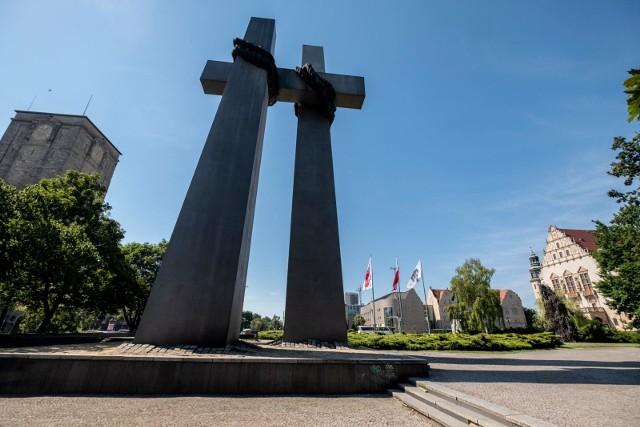 Tajemnicze podziemia pomnika Poznańskiego Czerwca 1956 zbadali członkowie Poznańskiej Grupy Eksploracyjnej. Przejdź do następnego zdjęcia ------>