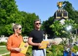 Dzień Dobry TVN gości w Białymstoku. Mieszkańcy dostali swoją minutę na antenie!