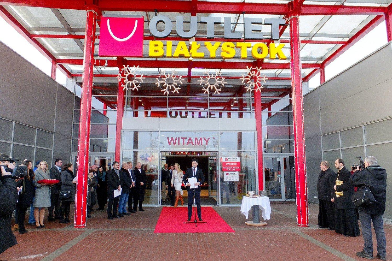 7abc04ddf0bcf7 Otwarcie Outlet Białystok | Kurier Poranny