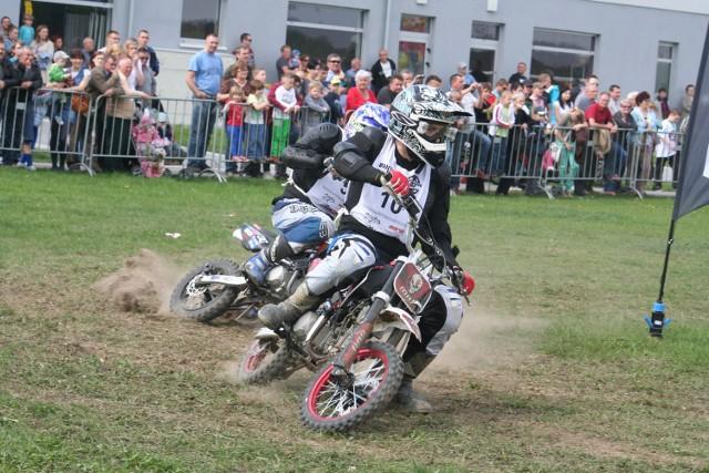 Impreza co roku przyciąga i motocyklistów i sporą publikę