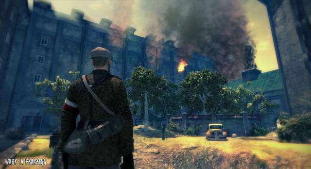 Uprising44Uprising44: Powstanie Warszawskie