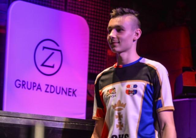Karol Żupiński to wychowanek gdańskiego Wybrzeża