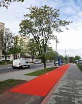 Kraków. Budowa nowych ścieżek rowerowych na ukończeniu [ZDJĘCIA]