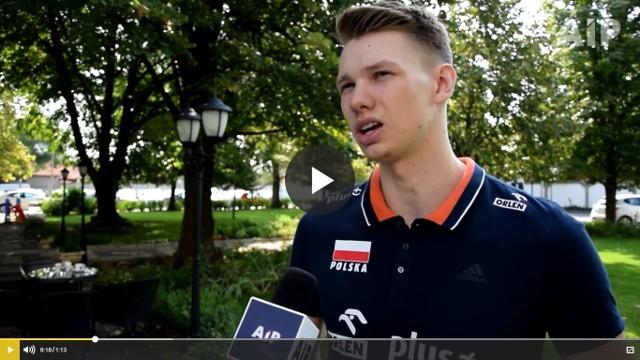 Jakub Kochanowski w nowym sezonie PlusLigi będzie grał w zespole Indykpolu AZS Olsztyn