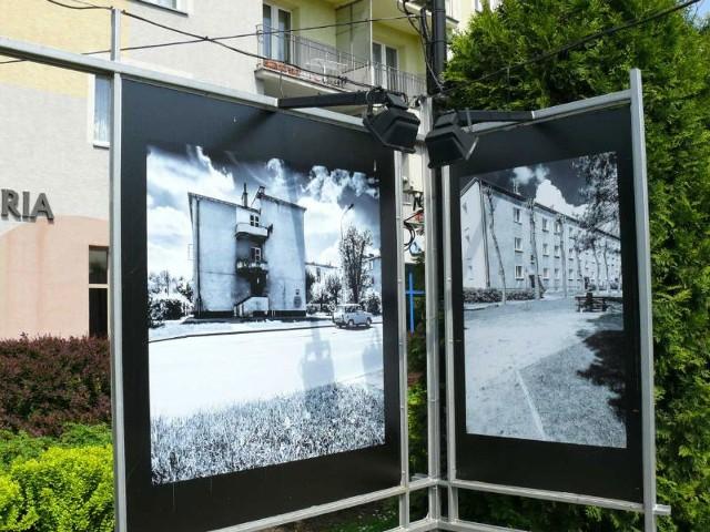 Plenerowa wystawa wielkoformatowych zdjęć Stalowej Woli.