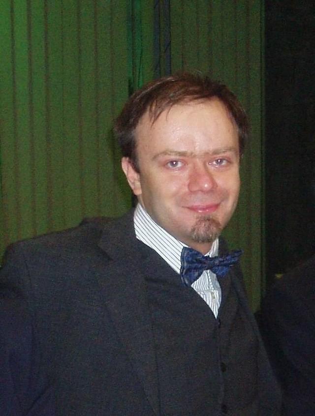 Prof Piotr Uziębło