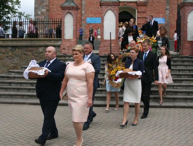Dożynki gminno-parafialne, tak jak przed rokiem,  odbędą się 15 sierpnia
