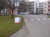 Wybory samorządowe 2014: Plakaty wyborcze szpecą Piątkowo