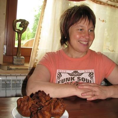 Dżenneta Bogdanowicz z Kruszynian jest znaną animatorką życia kulturalnego podlaskich Tatarów i inicjatorką festiwalu
