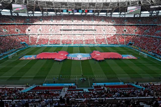 W Budapeszcie trybuny tamtejszej Puskas Areny mogą zapełniać się podczas meczów Euro 2020 w 100 procentach