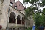 Zamek w Lubniewicach wkrótce będzie otwarty dla turystów. My już byliśmy w środku. Oprowadzał nas książę