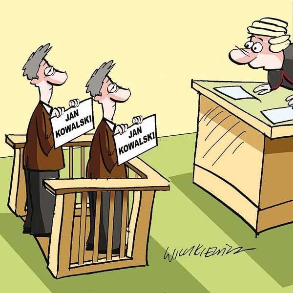 Sędzia potwierdził, że doszło to fatalnej pomyłki.
