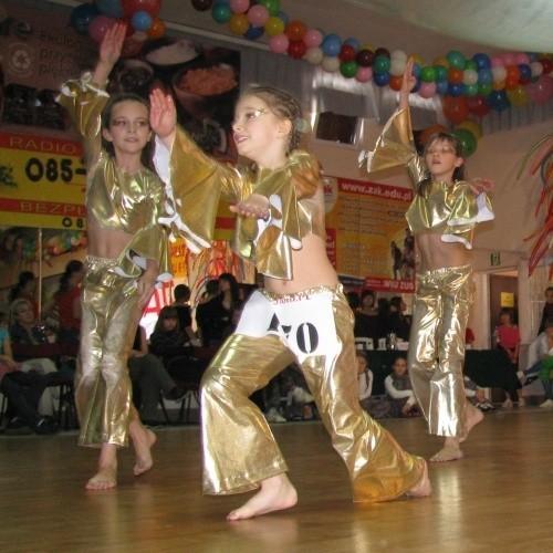 W tańcu oprócz układu ważny jest także strój