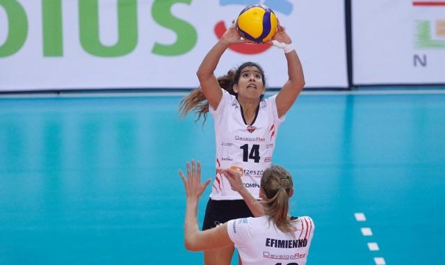 Natalia Valentin-Anderson ma za sobą bardzo dobry sezon w barwach Developresu Rzeszów.