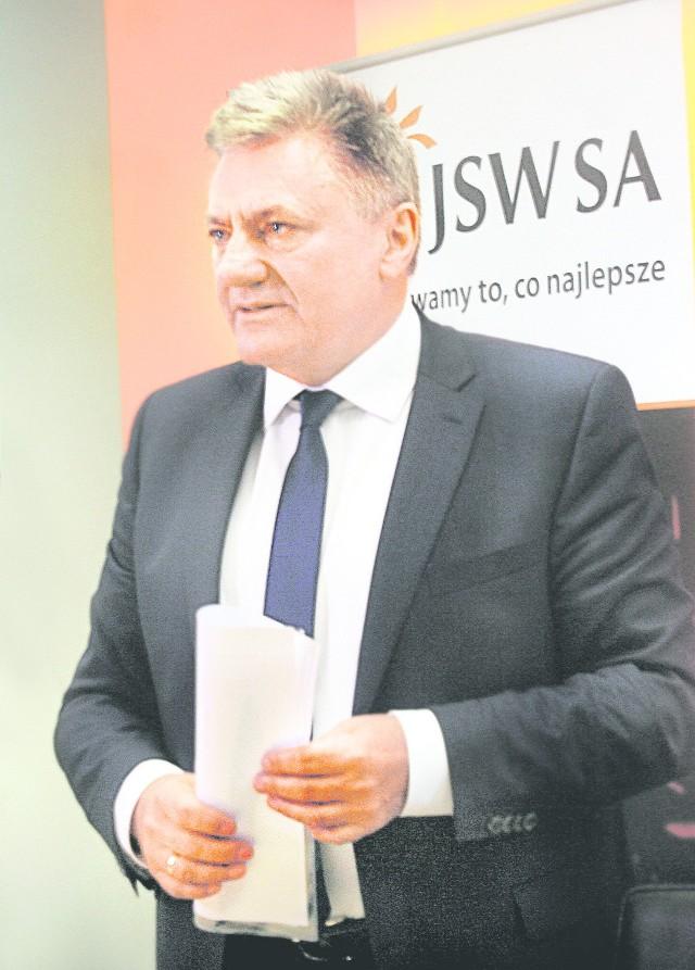 Cięcia zatrudnienia, nowy układ zbiorowy pracy i stawianie na węgiel koksowy - to pierwsze zmiany, jakie zamierza wprowadzić nowy prezes Jastrzębskiej Spółki Węglowej, Edward Szlęk