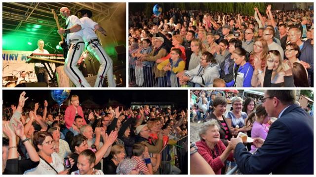 W Chełmcach (gmina Kruszwica) już po raz szesnasty odbyły się wielkie imieniny pań o imionach Maria i Marianna. Był tort, występy zespołów Gniewkowianie i Coral, mini playback show w wykonaniu dzieci oraz gwiazda wieczoru - Baciary.