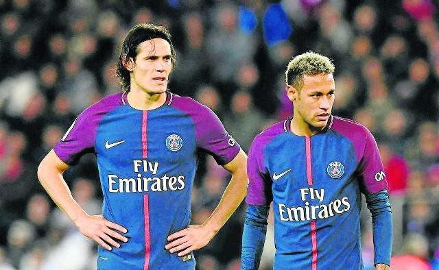 Czy duet Cavani - Neymar poprowadzi PSG do zwycięstwa?